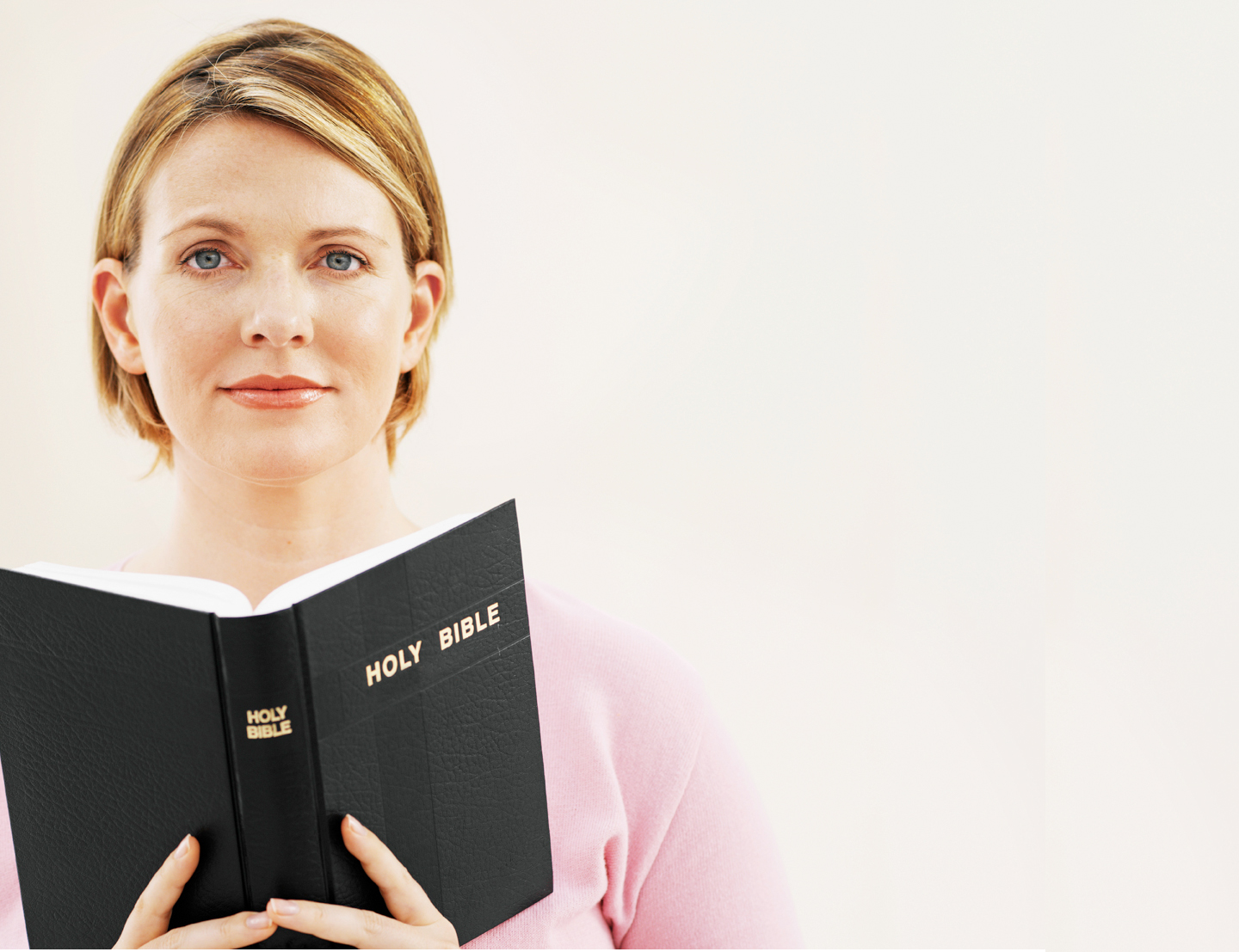 woman with bible new