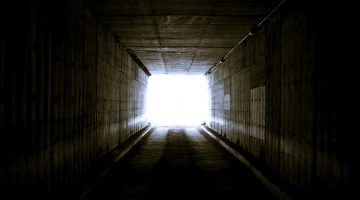 Bright Light at the End of the Tunnel