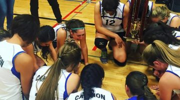 Campion Volleyball - WP