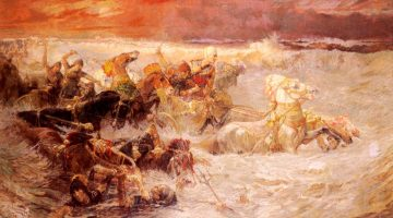 Bridgman_Pharaohs_Army_Engulfed_by_the_Red_Sea