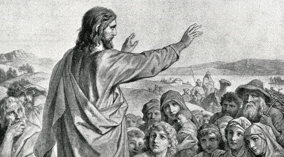 The teacher s notes the sermon on the mount lesson 3 outlook