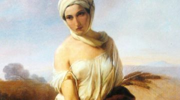 Hayez_A_woman_as_Ruth