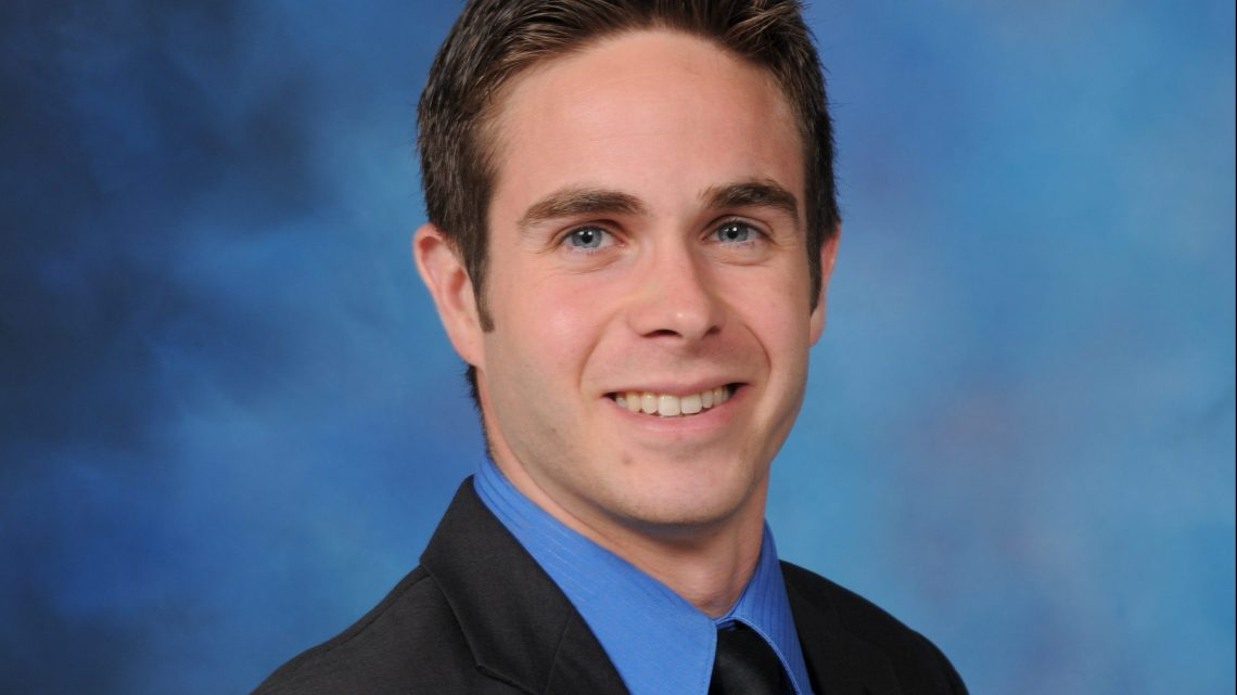 When Spencer Way landed an internship at Adventist Health System while a student at Union College, he had every intention of turning it into a career.