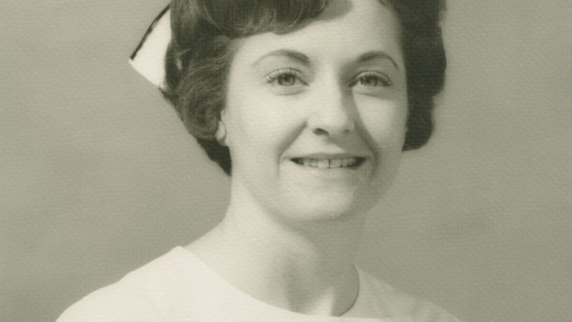 Elaine Laeger Jones helped change the face of nursing when she spearheaded the formation of the first national governing body for the profession in the U.S.