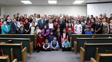 Topeka Hispanic becomes the newest church to join the Kansas-Nebraska Conference.