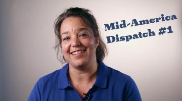 Mindy Evans, Children's Ministries Director at the West Lenexa Seventh-day Adventist Church