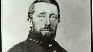 Joseph Leatherman; Civil War service (1864-1865)