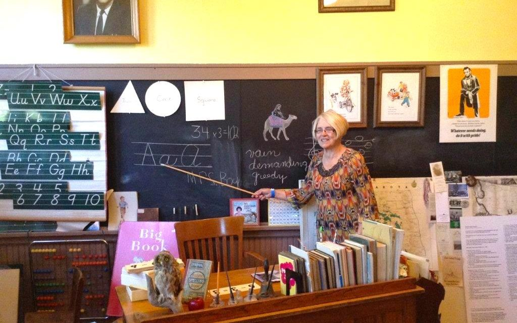 Karen Boyko purchased her one-room schoolhouse in Turtle Lake, North Dakota in 2002. Since 2006 it has been a museum open to the public yearly from June through October.