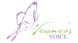 Veronica's Voice Logo